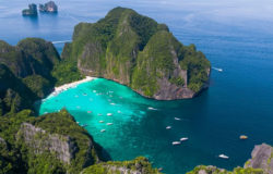 Maya Bay closure extended for another two years