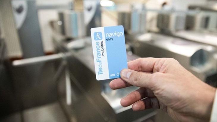 Paris launches traveller card