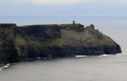 Iconic Cliffs of Moher tower reopens
