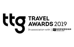 TTG Travel Awards 2019