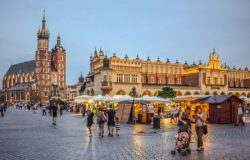 Cracow popular among Brits