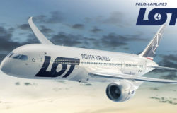 "Polish Airlines LOT a ""partner for climate"""