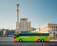 FlixBus connects with the Ukraine