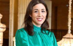 Director of marketing, The St. Regis Abu Dhabi, Maria Tsiomou