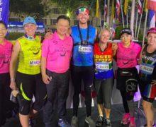 Nearly 30,000 runners joined Amazing Thailand Marathon Bangkok 2020