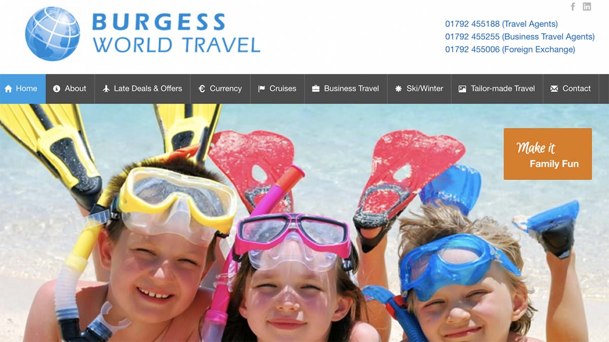 Burgess World Travel