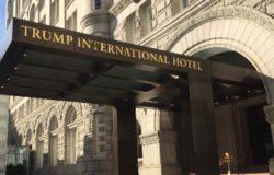 Trump Hotels won't receive federal financial aid