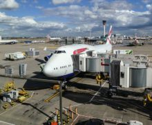 BA to suspend all flights to Japan