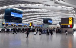 Heathrow consolidating to two terminals