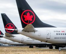 Air Canada: Flights to the United States suspended