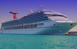 Carnival Cruise Line won't sail till June