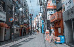 Japan's tourism plunge