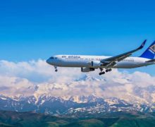 Air Astana Resumes International Services