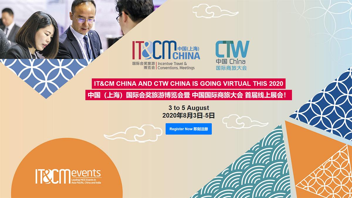 IT&CM China and CTW China Virtual 2020
