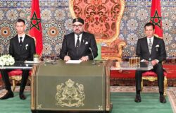 HM the King Delivers Speech on Occasion of Parliament Opening