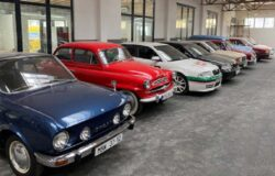 New Škoda Muzeum is waiting for the end of coronavirus